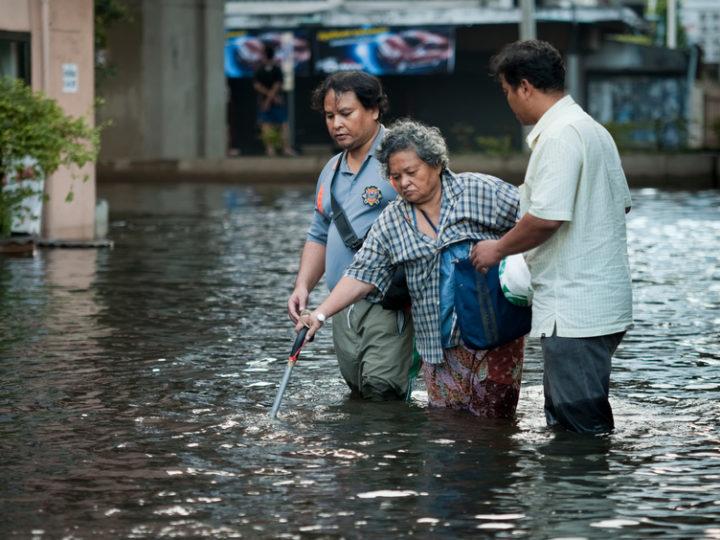 Charita pomáha aj v Srbsku pri predchádzaní povodniam