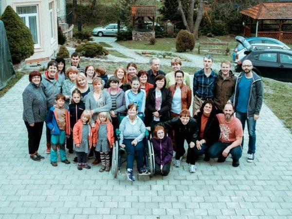 Príjemná oslava v Čenčiciach