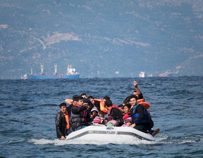 Charita vydala druhý leták o utečencoch