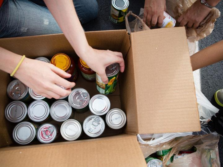 Potravinová pomoc v Spišskej Novej Vsi