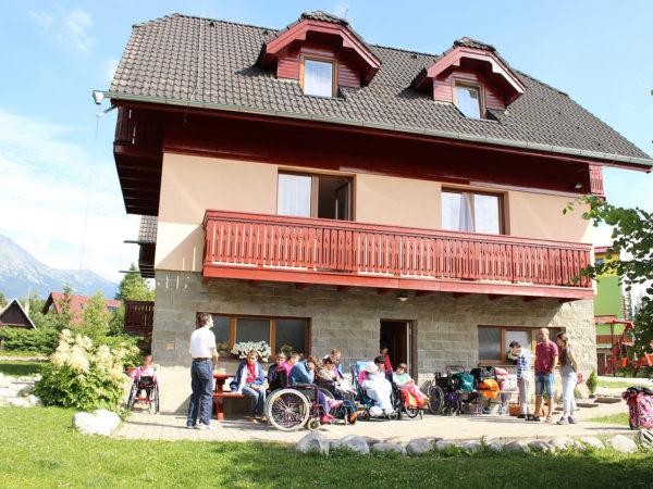 Škola v prírode v Starej Lesnej