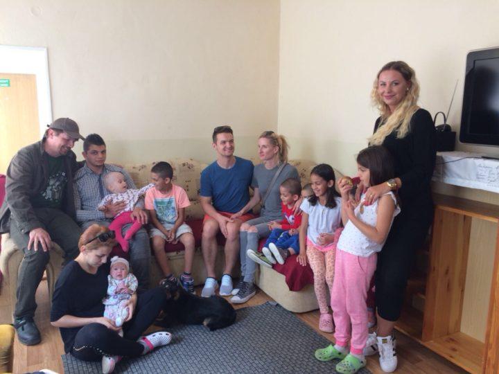 Neobyčajná sobota v dome charitas