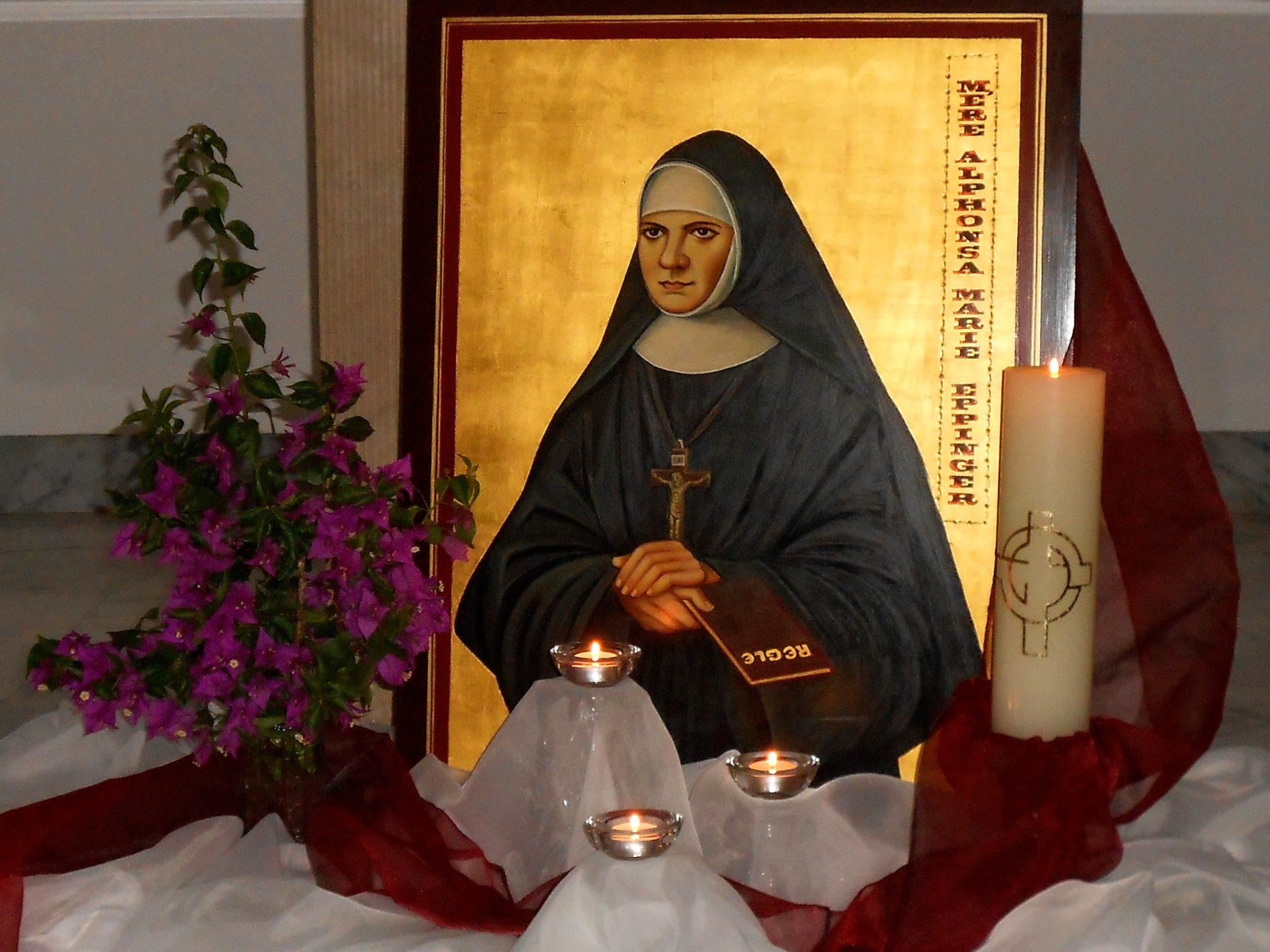 Matka Alfonza Márie