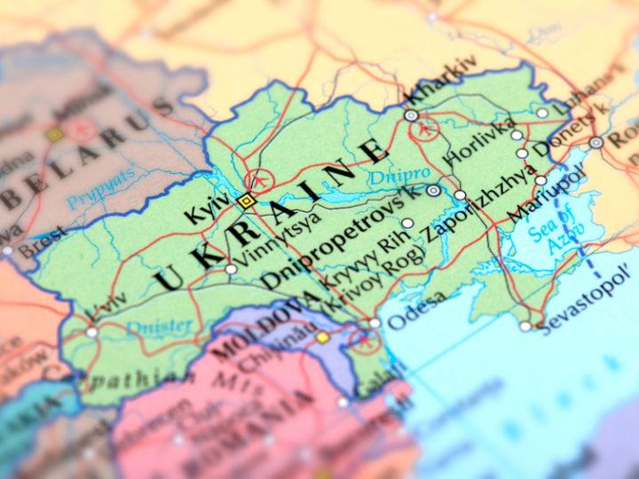 Zdravotnícky materiál pre Ukrajinu