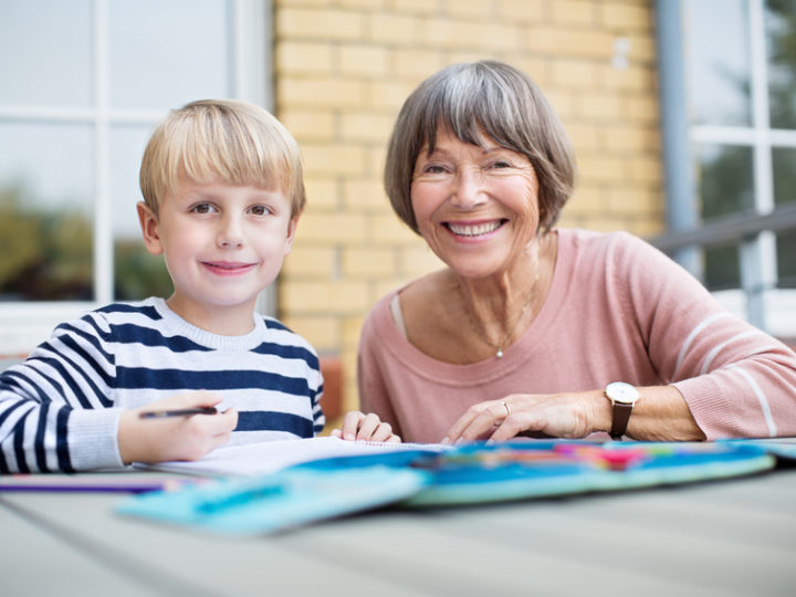Žiaci ZŠ & Dôchodcovia