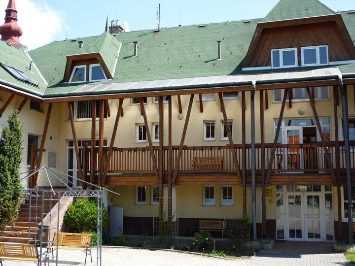 Prvý hospic na Slovensku je v Bardejove