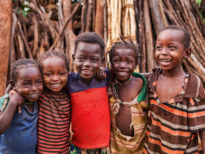Aj malou sumou môžeme zmeniť život detí