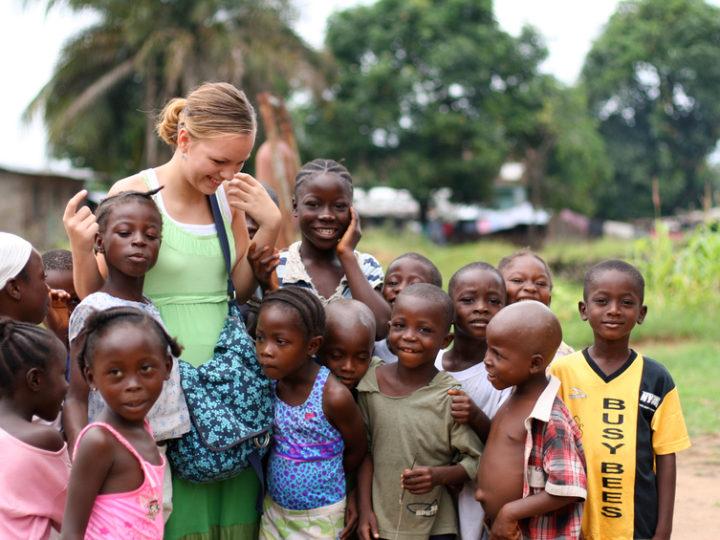 Charita pomáha aj v Rwande