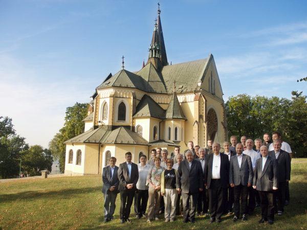 Stretnutie riaditeľov slovenských a českých charít