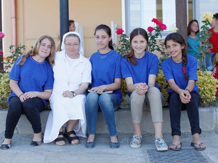 Jeden z charitných projektov sa dostal aj do Albánska