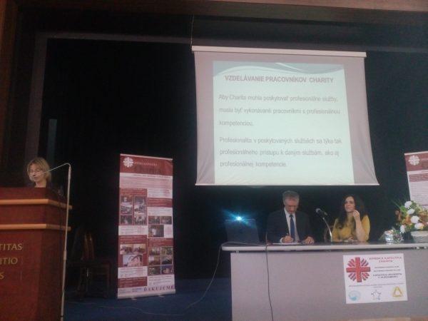 Konferencia – Multidisciplinárny prístup k sociálnozdravotnej starostlivosti o človeka