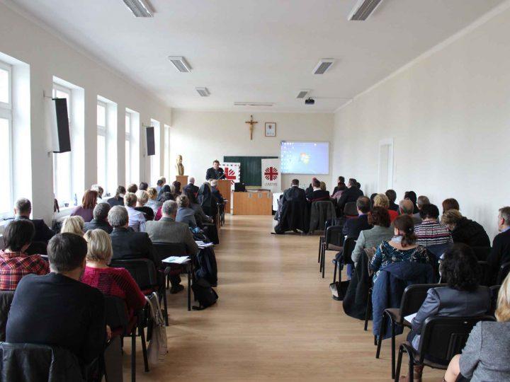 Diecézna konferencia zasadala opäť po piatich rokoch