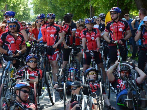 Podujatie ParaSport 24 Tour podporilo aj nás