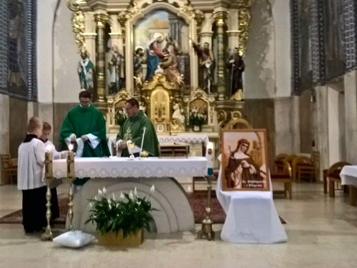 Odpust v Dome charitas  sv. Hildegardy z Bingenu v Rabči
