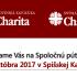 Spoločná púť charít 2017, Spišská Kapitula, 13.10.2017