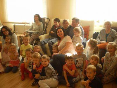 Ja a mladosť v charitnom dome