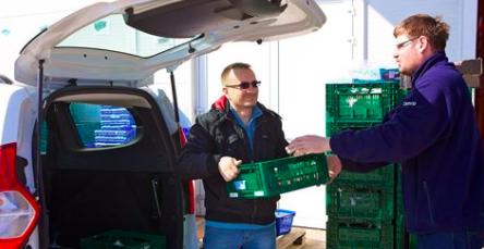 Počet Tesco obchodov schopných darovať prebytky potravín neustále narastá