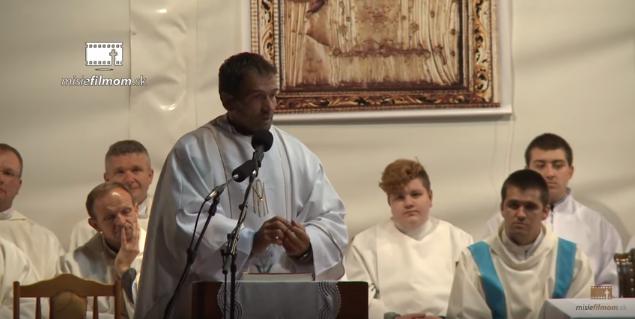 Otec Kuffa – Milujme hriešnikov, ale nenáviďme hriech.