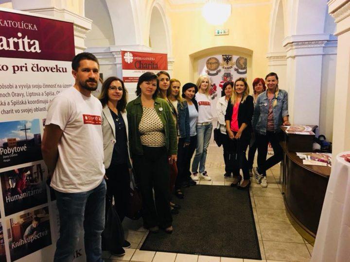 Národný týždeň charity – Spišská Nová Ves