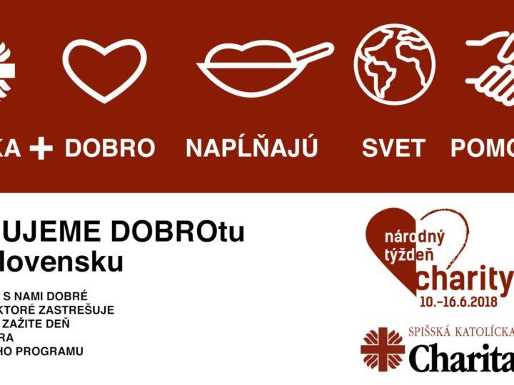 Pozývame MAPOVAŤ DOBROtu na Slovensku