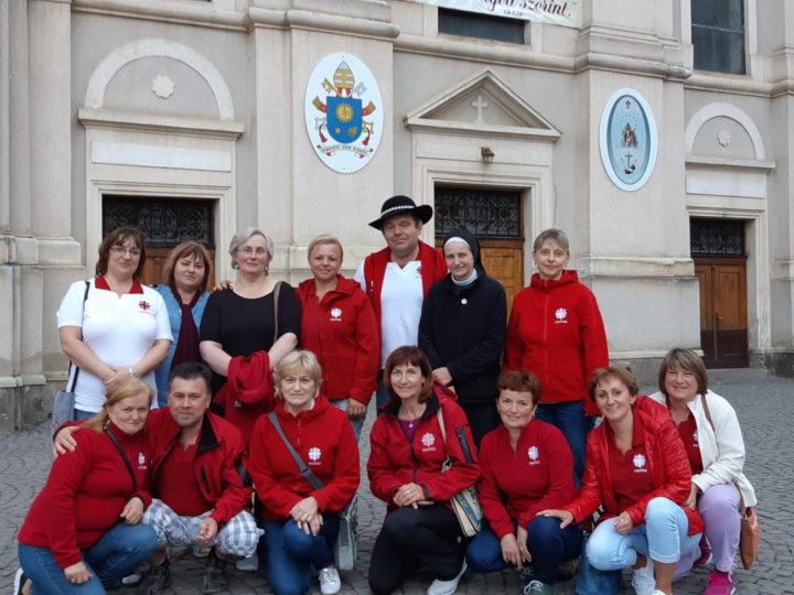 Návšteva Rumunskej Charity Alba Iulia